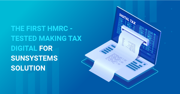 FinanSys Launches the First HMRC-Tested Making Tax Digital for SunSystems solution