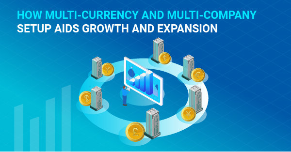 How Multi-Company Setup Aids Growth and Expansion
