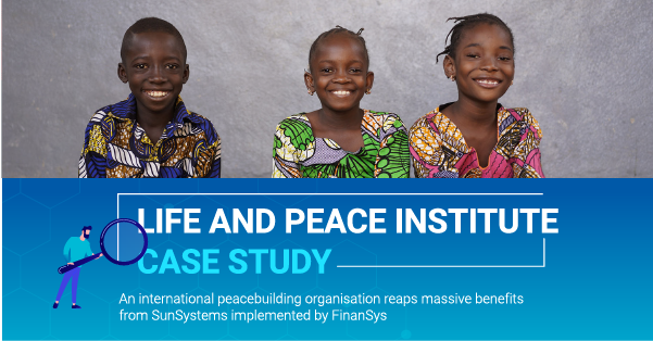 FinanSys Helps an Int'l Peacebuilding Organisation Transform their Financial System